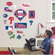 Phillies Logo Wall Decals