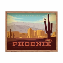 Phoenix Rectangular Tray