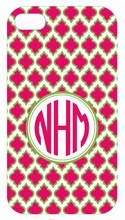 Pink Tangier iPhone Case
