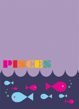 Pisces Peel & Stick Dry-Ease Board