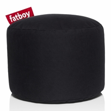 Fatboy Point Stonewashed Black Beanbag