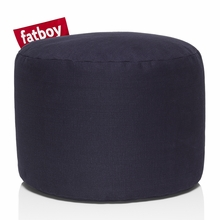 Fatboy Point Stonewashed Dark Blue Beanbag