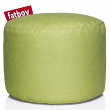Fatboy Point Stonewashed Lime Green Beanbag
