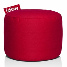 Fatboy Point Stonewashed Red Beanbag