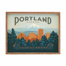 Portland Rectangular Tray