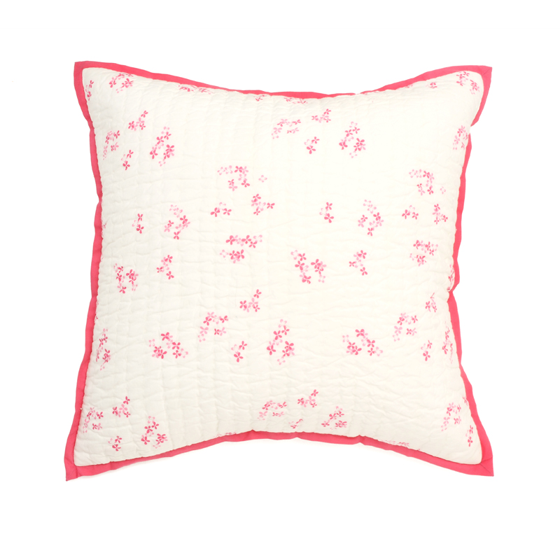 Pretty Decorative Pillows Quilted Decorative Pillow