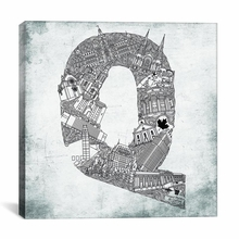 Quebec Canvas Wall Art
