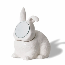 Rabbit Mirror Vanity Companion