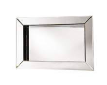 Rectangle Box Framed Mirror