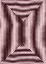 Red In/Out Rug