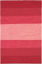 Red Ombre India Rug