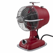 Red Urbanjet Retro Portable Fan