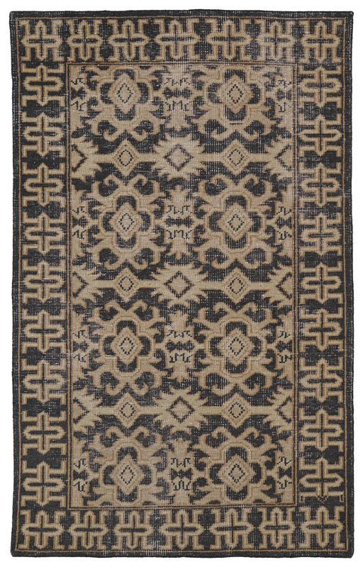aztec flatweave rug in black patterned rugs natural fiber rugs flat