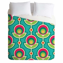 Retro Soft Lightweight Duvet Cover
