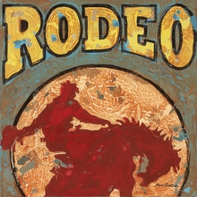 Rodeo Canvas Wall Art