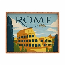 Rome Rectangular Tray