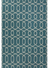 Sabrine Rug in Deep Lake