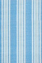 Sail Stripe Woven Cotton Rug
