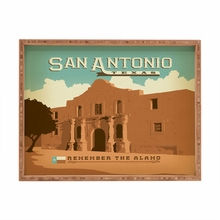 San Antonio Rectangular Tray