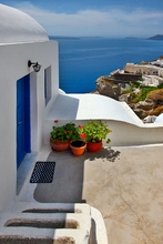 Santorini Greece II Wall Art