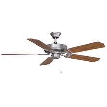 Satin Nickel Aire Decor Ceiling Fan