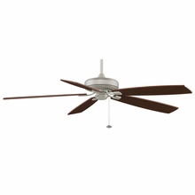 Satin Nickel Edgewood Ceiling Fan