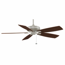 Satin Nickel Edgewood Deluxe Ceiling Fan
