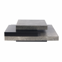 Slate Square Coffee Table