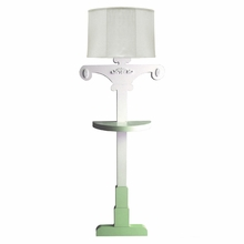 Sorreno Floor Lamp With Table Top