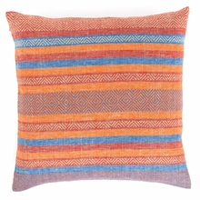 Spice Root Square Pillow