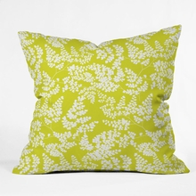Spring 3 Throw Pillow