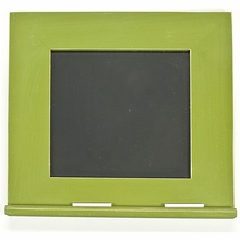Square Chalkboard with Custom Color Frame