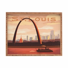 St Louis Rectangular Tray