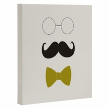 Stay Classy 2 Wrapped Canvas Art