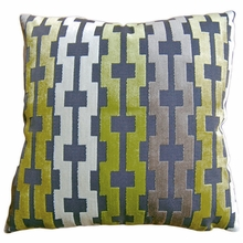 Steps Citron Throw Pillow
