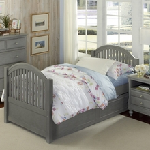 Stone Beach House Adair Twin Bed