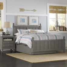 Stone Beach House Kacey Panel Bed
