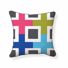 Structure Reversible Throw Pillow