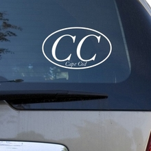 Stylish Euro Car Decal