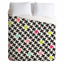 Sugarland Geo Lightweight Duvet Cover
