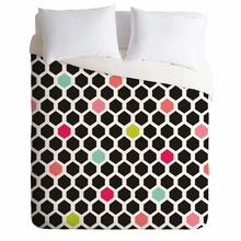 Sugarland Honeycombs Lightweight Duvet Cover