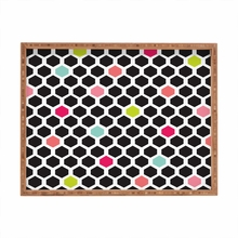 Sugarland Honeycombs Rectangle Tray