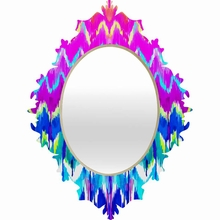 Summer Dreaming Baroque Mirror