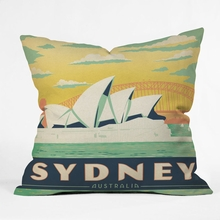 Sydney Throw Pillow