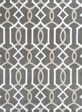 Taupe Gramercy Rug
