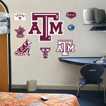 Texas A M Logo Wall Decals