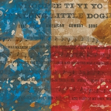 Texas Ti Yi Yo Canvas Wall Art