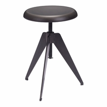 Thales Stool Antique Black
