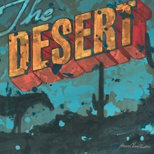 The Desert Canvas Wall Art