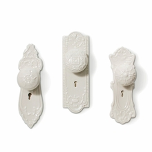 The Mortise Door Knob Hooks Collection